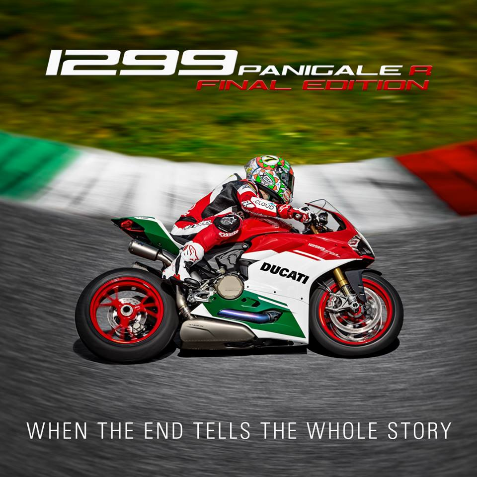 Introducing the new @DucatiUK  Panigale R Final Edition https://t.co/BNIHXjYNCg https://t.co/avWhCqzvrK