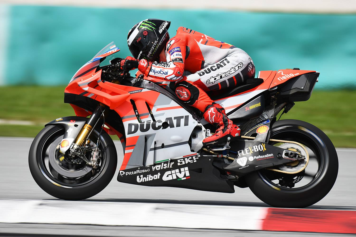 In support of Dovi and Lorenzo for this weekends GP, any bike ordered between now and 4pm Sunday 18th from either site gets 2 race day tickets for Assen GP or a BSB round of your choice! See instore for info. #Motogp #Forzaducati