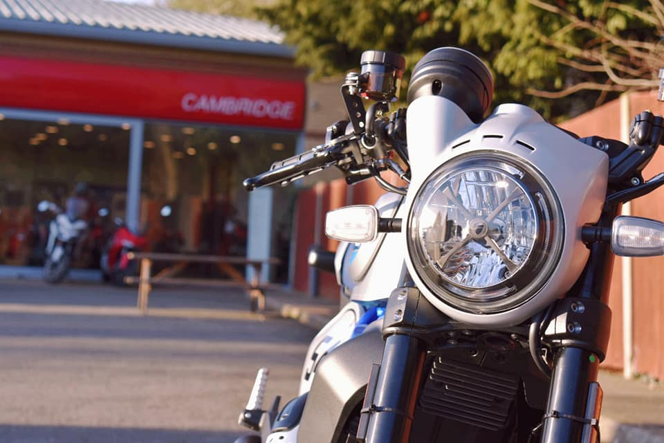 The stunning 2019 Scrambler Café racer has arrived at Vindis Ducati! For more information on this beautiful bike, Please call Cambridge on 01223 317959 or Peterborough on 01733 599959. #caferacer #beauty #ducatiuk